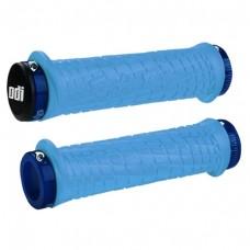 Ручки руля ODI Troy Lee Designs голубые